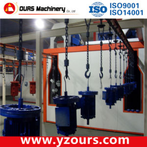 Dry Type Paint Spray Line for Metal Industry pictures & photos