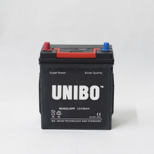 Car Battery High Quality Ns40zls Mf JIS 12V36ah Auto Battery pictures & photos