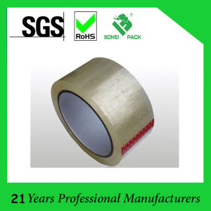 Low Noise Adhesive Packing Tape for Carton Sealing pictures & photos
