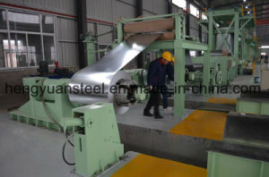 Al Zn Galvalume Slit Coil Sheet Gl Aluminized Zinc Strip pictures & photos