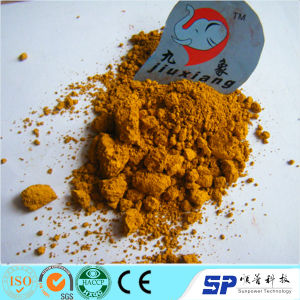 Pigment Iron Oxide Yellow (type 313) pictures & photos