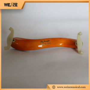 High Quality Adjustable Maple Wood Violin Shoulder Rest pictures & photos