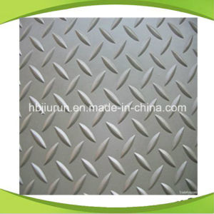Grey Diamond Rubber Flooring Sheet pictures & photos