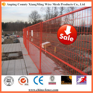 Hot Sale Canada Style PVC Painting Wire Mesh Fence pictures & photos