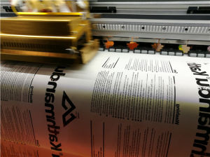 Wide Format Printer Using Transfer Paper pictures & photos