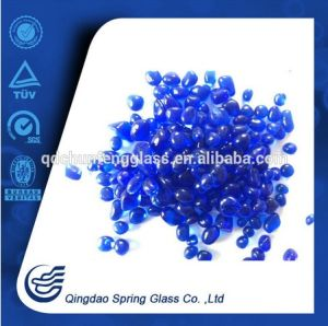 Customize Blue Round Glass Beads pictures & photos
