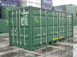 Open Side Container pictures & photos