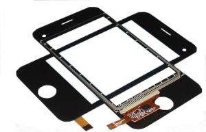 4inch Capacitive Touch Screen for Mobile