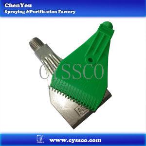 Flat Fan Wind Jet Nozzles, Plastic Wind Jet Steam Nozzles