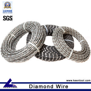 Diamond Wire for Concrete, Reinforced Concrete with Bar Steel pictures & photos