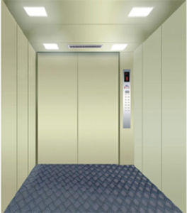 Fujizy Cargo Lift with Machine Room pictures & photos