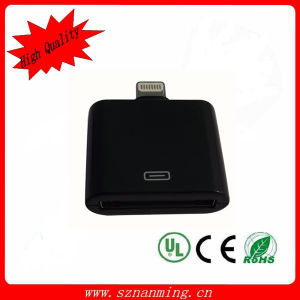 for iPhone5 Adapter Black Color (NM-USB-1321) pictures & photos