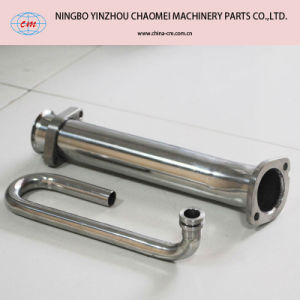 Stainless Steel Polish Exhaust Pipe for Auto Parts