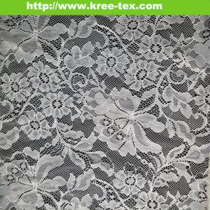 Nylon Allover Lace Fabric