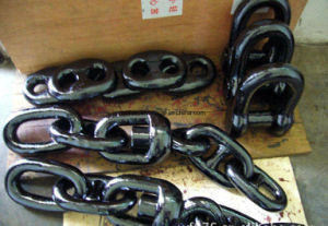 Ship Welded Marine Studless Link Anchor Chain pictures & photos