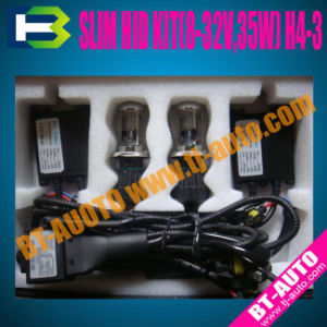 H4-3/Slim HID Flexible Light
