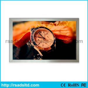 Indoor Display LED Slim Light Box Picture Frame pictures & photos