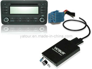 Car USB SD MP3 Interface Adapter for RD3 Citroen Peugeot (YT-M06) pictures & photos