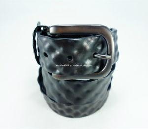 Fashion Genuine Leather Men′s Belt (EUBL0258-40)