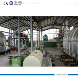 20ton Pyrolysis Plant for Used Plastic Recycling to Oil pictures & photos