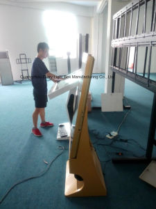 42 Inch Shoe Clearing Machine with Multi Media Player pictures & photos