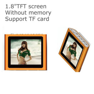 Portable Video MP4 Player with 1.8inch Screen (BT-P206N)