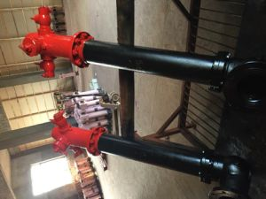 Dry Barrel Pillar Type Full Ductile Iron Fire Hydrant pictures & photos