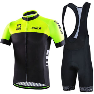 Bike Jersey Bibs Shorts Set pictures & photos