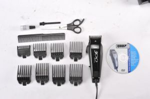 AC Powerful Motor Hair Clipper (QR-300)