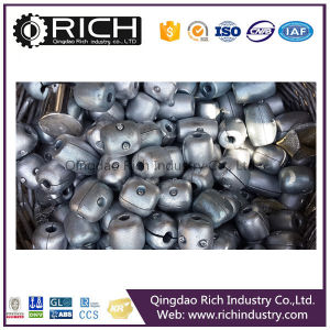 Pull out Valves/Pull Down Components/Forging Parts/Iron Casting/Net Weights pictures & photos