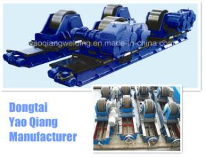 Automatic Pipe Welding Screw Adjustable Roller Stand pictures & photos