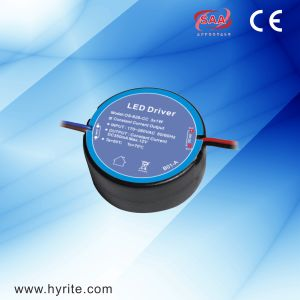 6W 700mA Constant Current LED Driver for LED Lighting pictures & photos