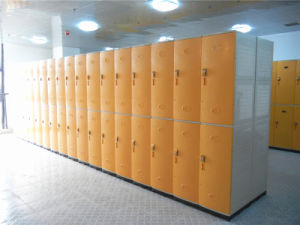 ABS Plastic Storage Locker for Club pictures & photos