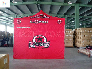 Hz-Zp72 Advertisement Tent Canopy Print Gazebo Easy up Tent Pop up Tent pictures & photos