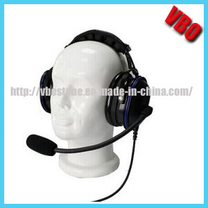 High Quality Walkie Talkie Noise Cancelling Headphone with Microphone (VB-750NC) pictures & photos