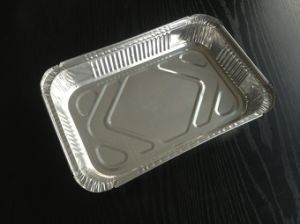 Aluminum Foil Container Food Packing Mould pictures & photos