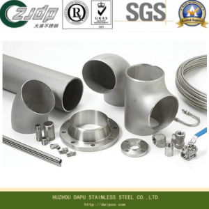 Stainless Steel Seamless Tee with ASTM (316TI) pictures & photos