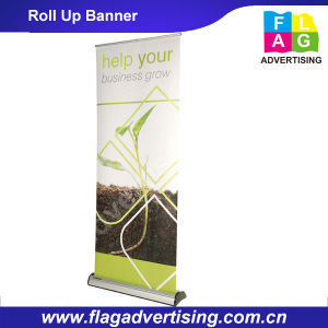 Top Quality Full Color Printing Roll up Banner Size pictures & photos