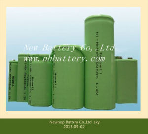 Nickel Metal Hydride Battery 4/5A 1800mAh 1.2V. Rechargeable Batteries. Battery