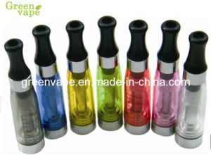2013 New Arrival EGO Clearomizer CE4 V2 with Long Wick with Patent Ghit Atomizer