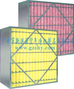 Box Medium and Sub-HEPA Filter