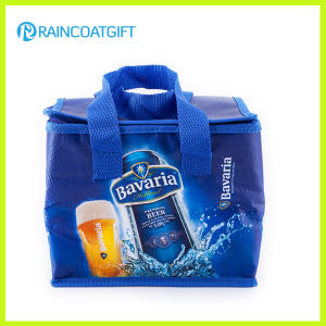 12cans Laminated PP Woven Beer Cooler Bag Rbc-113 pictures & photos