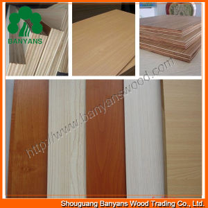 18mm Melamine Plywood/Laminated Plywood for Decoration/Furniture