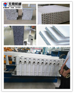 New Condition Cemet Light Precast Partition Wallboard Forming Machine/China Lightweight Concrete Wall Panels Machine pictures & photos