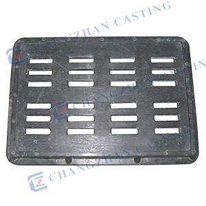 Gully Ductile Iron Grating En124 pictures & photos
