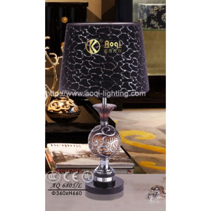 Modern Design Crystal Table Lamp (AQ6805/L) pictures & photos