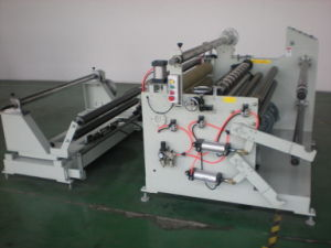 Rubber Strip Cutting Machine (SLITTER REWINDER) pictures & photos