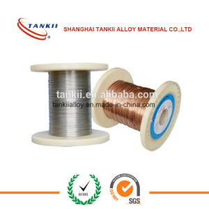 Copper based Manganin alloy Strip/wire6J11 pictures & photos