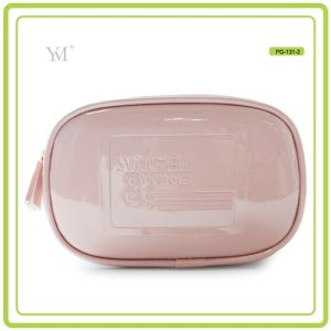 Women Latest Travel Leather Cosmetic Toiletry Makeup Lady Bag pictures & photos