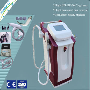 ND YAG Laser E Light RF IPL Beauty Device (SH1.5)